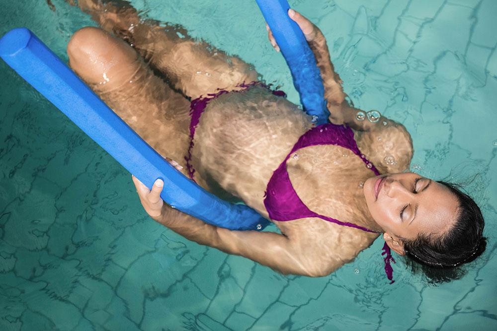 Aqua-Fit in der Schwangerschaft
